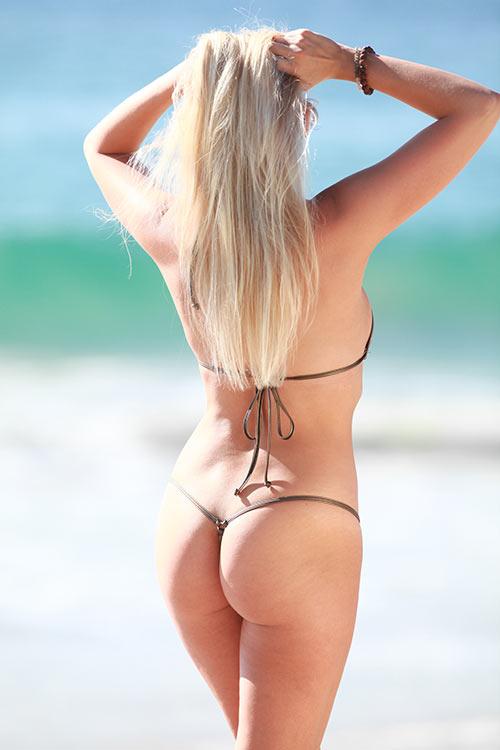 thong bikinis