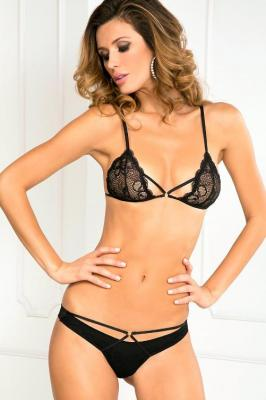 Provacative 2 Piece Bra and Panty Set